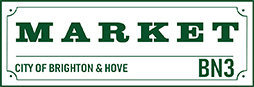 Market Restaurant of Brighton & Hove Logo